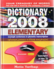 DICTIONARY OF 2008 - ELEMENTARY - METİN YURTBAŞI
