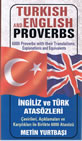 TURKISH AND ENGLISH PROVERBS - METİN YURTBAŞI